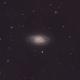 M64 - The Black Eye Galaxy,                                Rowland Archer