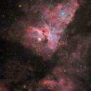 Eta Carinae,                                Ruben Barbosa