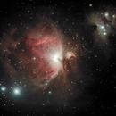 Orion Nebula 29 Jan 2021 Detroit area,                                ROSSI46