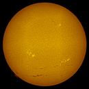 Sun h-alpha 2021-04-24,                                Nicolas Escurat