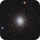 M13  - Globular Cluster in Hercules,                                Francesco Di Cencio