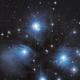 M45 The pleiades,                                Christiaan Berger
