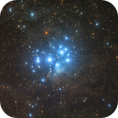 M45 Pleiades Cluster,                                Byoungjun Jeong