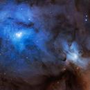 IC 4604 & IC 4603,                                Adrien Klamerius