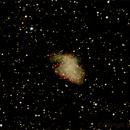 M1 Crab Nebula crop Version,                                Bernd Neumann