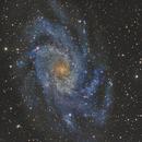 M33 from NM Skies,                                Matt Dieterich