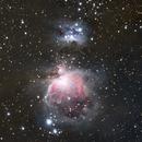 M42 and NGC 1977,                                Joachim