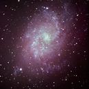 M33 - Triangulum Galaxy,                                Howie Silleck