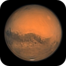 Mars on 10th October 2020 (LRGB @ 38°),                                Henning Schmidt