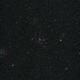 Messier 47 Processing Experiment Cloud Based,                                Sigga