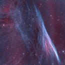 Pencil Nebula,                                Jorge Herreros