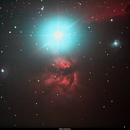 NGC2024 et IC434,                                Marko