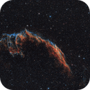 NGC6992 The Eastern Veil Nebula,                                MayJ