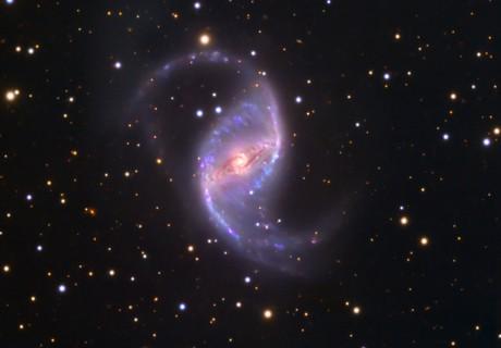 NGC 1530 RGB - Liverpool Telescope,                                Daniel Nobre