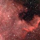 NGC 7000,                                Alexandre UNG