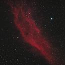 The California Nebula NGC 1499,                                JWOHLFEIL