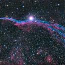 Western Veil NGC 6960,                                Alessandro Merga