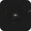 The Sombrero Galaxy,                                Jacek Bobowik