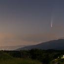 Komet C/2020 F3 (NEOWISE),                                Alan Ćatović