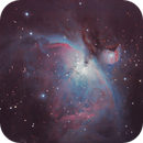 M42 Orion Nebula,                                Michael Broyles