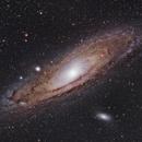 Messier 31 - Andromeda Galaxy,                                Tim Richter