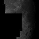 Mosaïque lunaire du 05 octobre 2012,                                Philastro