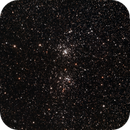 Double Cluster - NGC 884 & NGC 869,                                Jared Holloway