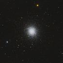 M13 with NGC 6207 and IC 4617,                                Monkeybird747