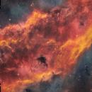 California Central Rift (NGC 1499 HSORGB),                                pete_xl