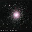 M3, OSC (UHC-S), 20 Mar 2016,                                David Dearden