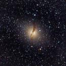 NGC-5128 Centaurus A,                                Ivan Hancock
