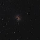 Centaurus A,                                diurnal