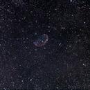 NGC 6888 Crescent Nebula,                                Michael_Xyntaris