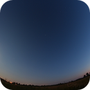Moon, and Venus and Jupiter conjunction,                                Zoltan Panik (ijanik)