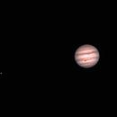 Jupiter & 3 moons,                                Dave