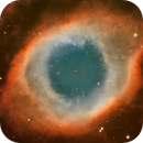 NGC 7293 Helix - from a red zone,                                maudy2u