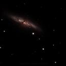 M82 LRGB,                                James Screech