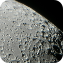 Moon - Moretus and  south pole crater field,                                Yannic Delisle