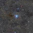 the iris nebula,                                binsky161