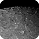 Moon Craters,                                Chuck's Astrophotography