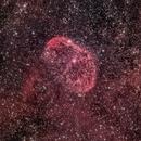 NGC 6888 Crescent Nebula,                                Alex Woronow