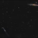 NGC4631 plus one,                                gotak