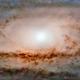 Andromeda Core (no stars),                                drivingcat