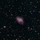 M1 Nebula,                                Nicolas Marechal-Abram