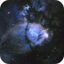 IC 1795 - Fish Head Nebula,                                José Manuel Taver...