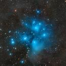 M45 - Pleiades,                                FlapAstro