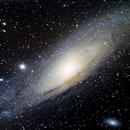 Andromeda Galaxy,                                Max Hamm
