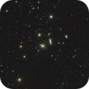 NGC3190 and other Hickson 44 galaxy group members,                                Wilson Yam