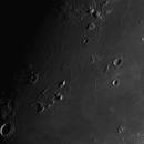 Moon 2020-04-04. Ocenaus Procellarum: Small features North East of Aristarchus (in shadows),                                Pedro Garcia