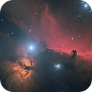 Horsehead and Flame Nebulae,                                Magellan_Team